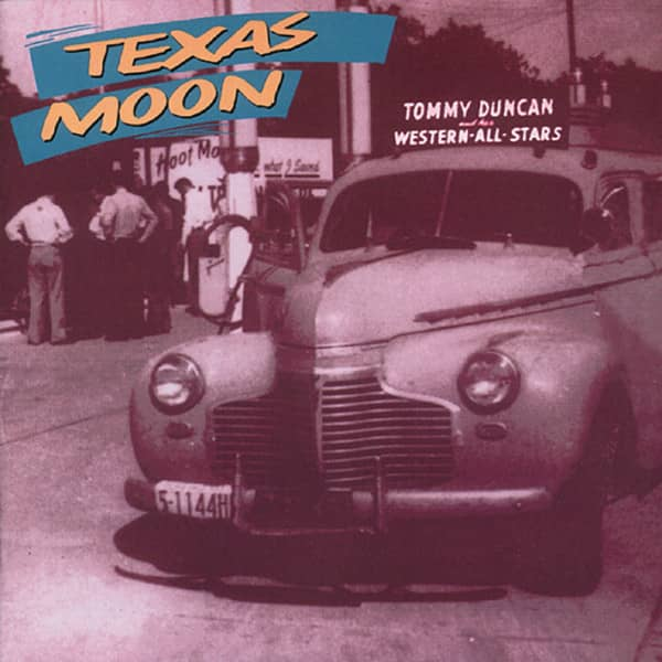 Texas Moon (CD)