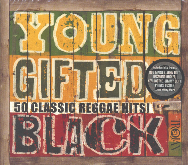 Young Giftet And Black - 50 Classic Reggae Hits! (2-CD)