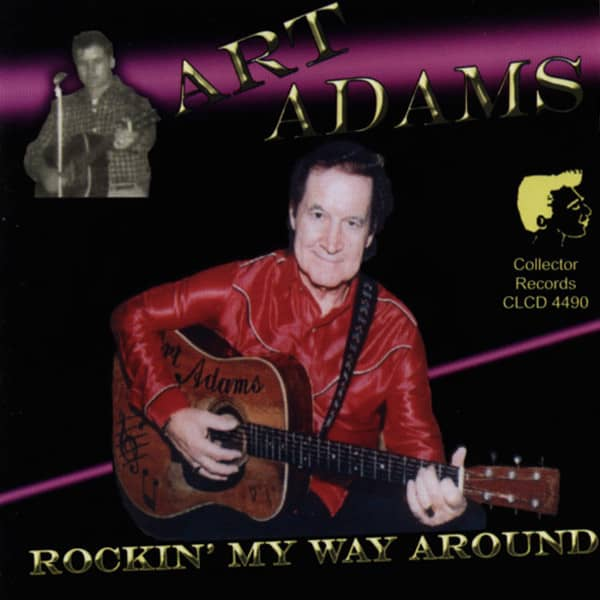 Rockin' My Way (new recordings)