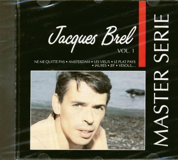 Master Series (CD)