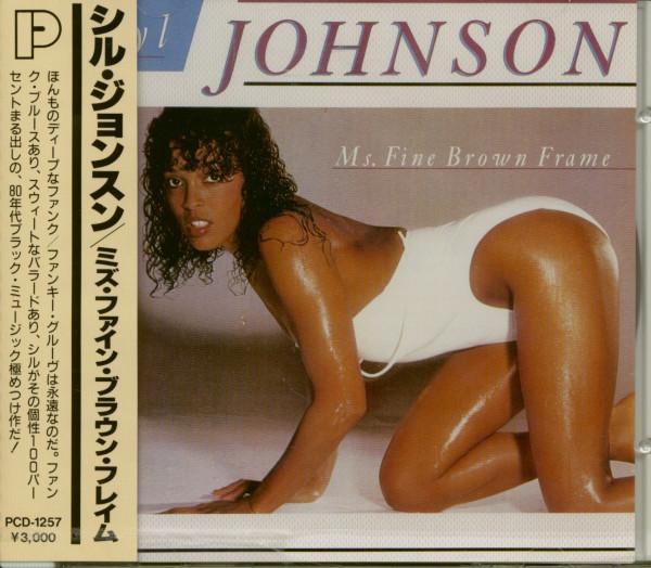Ms. Fine Brown Frame (CD Japan)