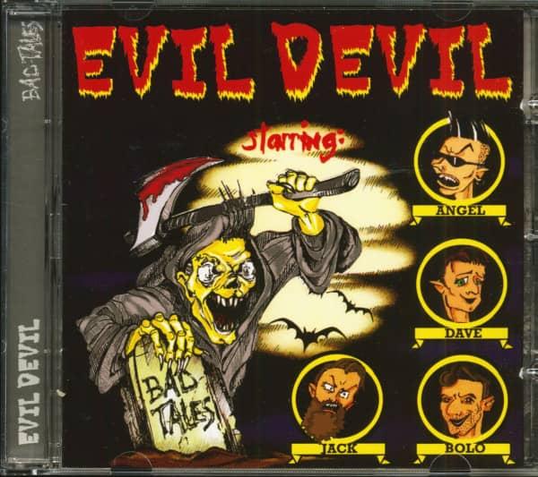 Bad Tales (CD)
