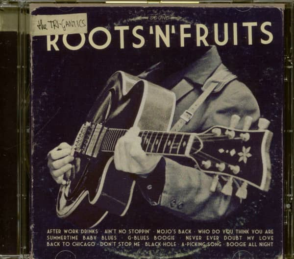Roots 'N' Fruits (CD)