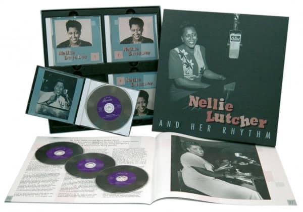 & Her Rhythm (4-CD)