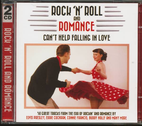 Rock'n'Roll And Romance - Can't Help Falling In Love (2-CD)