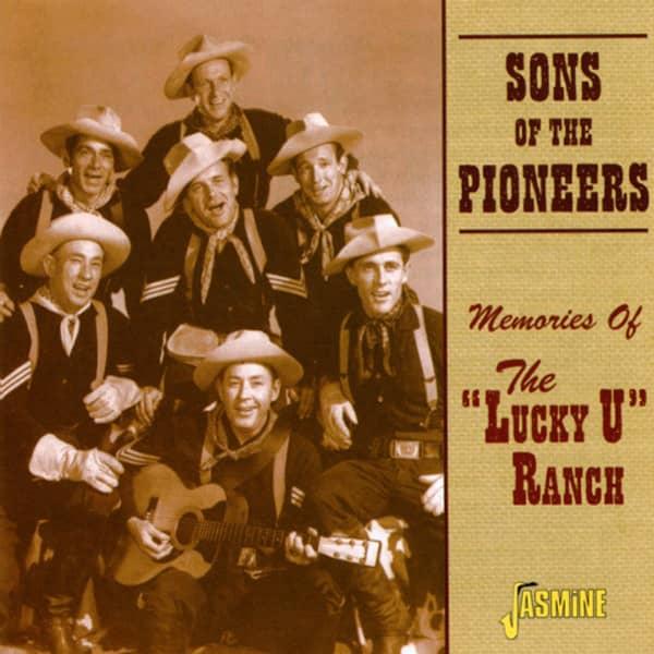 Memories Of The 'Lucky U'Ranch'