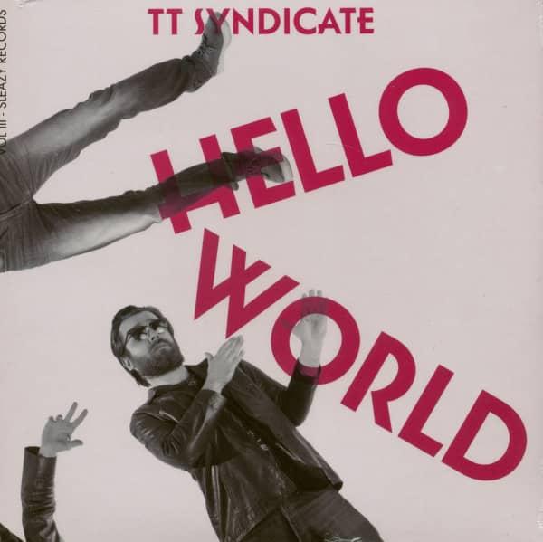 Hello World - If I Ever Fall In Love Again (7inch, 45rpm, PS, Ltd.)