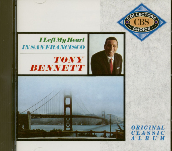 I Left My Heart In San Francisco (CD)