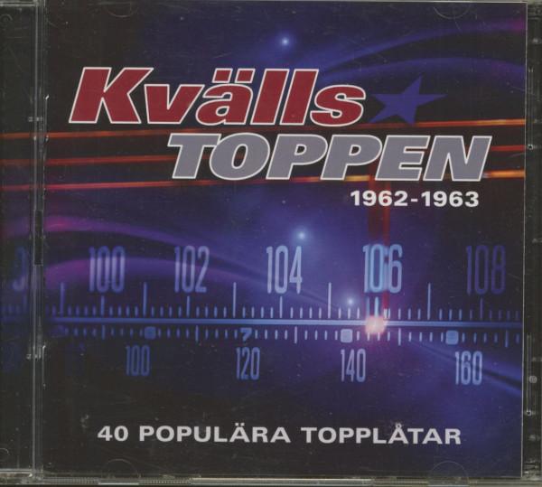 Kvälls Toppen 1962-63 (2-CD)
