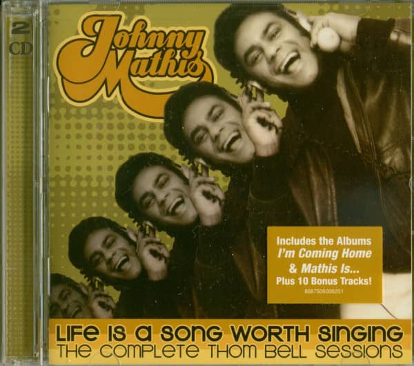 Life Is A Song Worth Singing - Complete Thom Bell Sessions (2-CD)