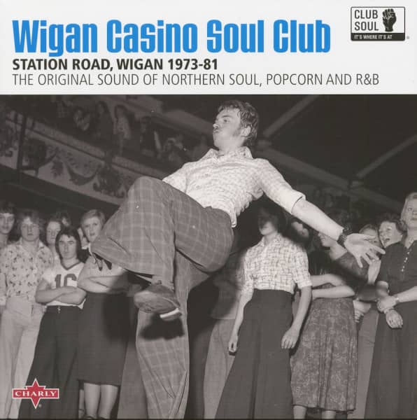 Wigan Casino Soul Club (LP, 180g Vinyl)