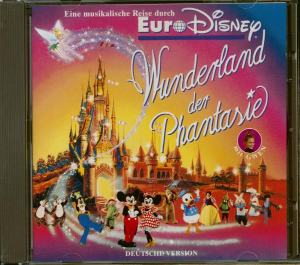 Wunderland der Phantasie - Euro Disney (CD)