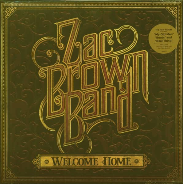 Welcome Home (LP & Download)