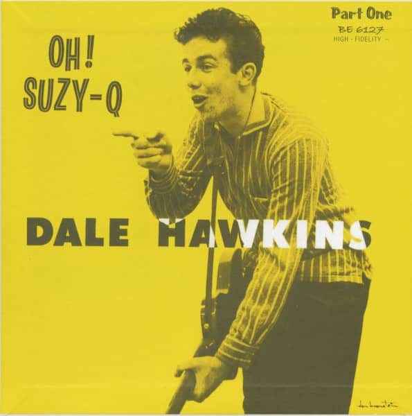 Oh! Suzy-Q -part I (7inch EP, 45rpm, Picture Sleeve, Ltd.(150)