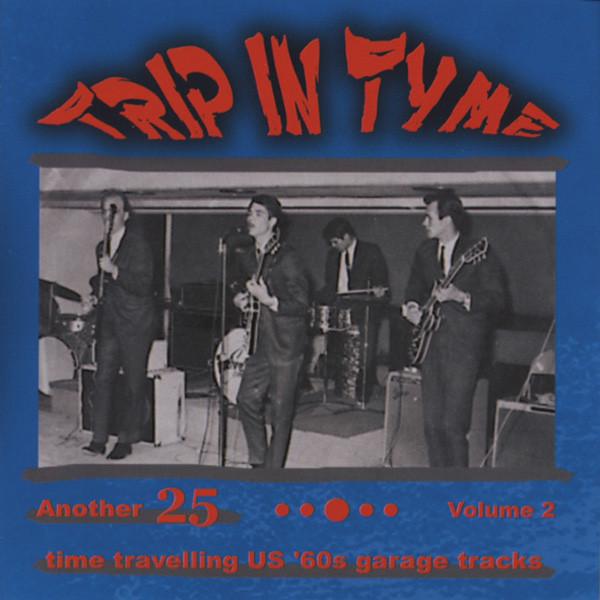 Vol.2, Trip In Tyme - 60s US Garage