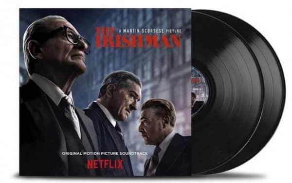 The Irishman - Original Motion Picture Soundtrack (2-LP)
