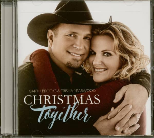 Christmas Together - Garth Brooks & Trisha Yearwood (CD)