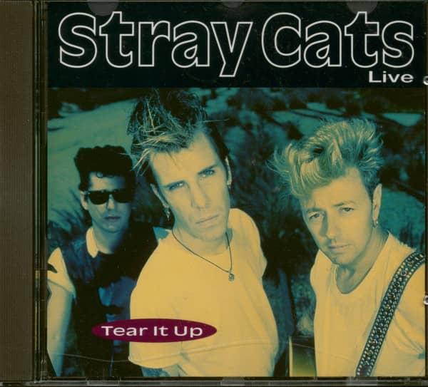 Tear It Up - Live (CD)