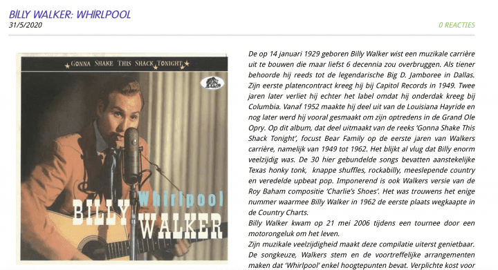 Press-Archive-Billy-Walker-Whirlpool-Gonna-Shake-This-Shack-Tonight-Keys-and-Chords