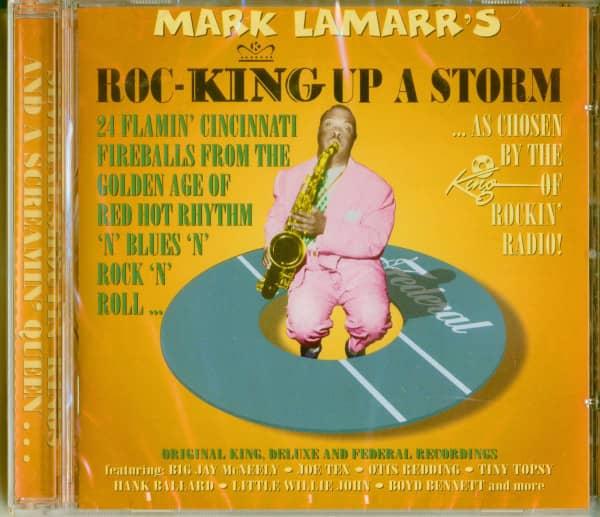 Mark Lamarr's Roc-King Up A Storm
