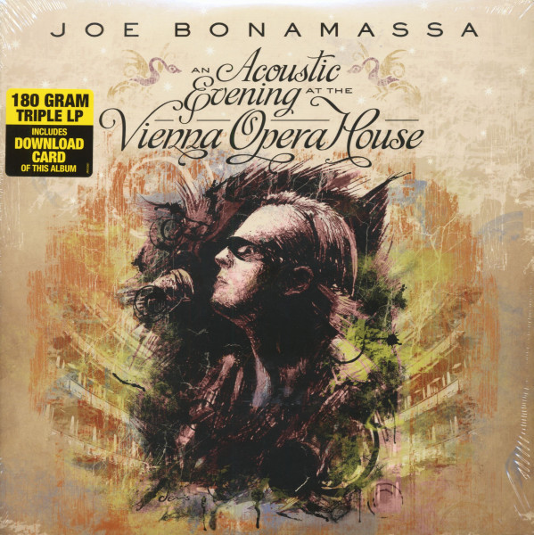 An Acoustic Evening At The Vienna Opera House (3-LP, 180g Vinyl & Download Card)