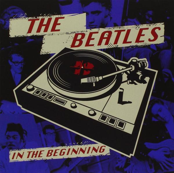 In The Beginning (5x7inch, 45rpm, Blue Vinyl, Ltd.)