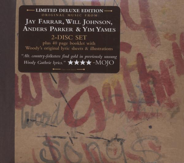 New Multitudes (Woody Guthrie Lyrics) 2-CD