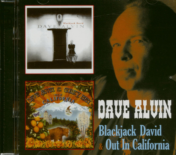 Blackjack David - Out In California (2-CD Album)