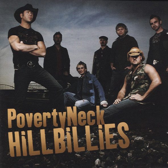 Povertyneck Hillbillies CD&DVD Set