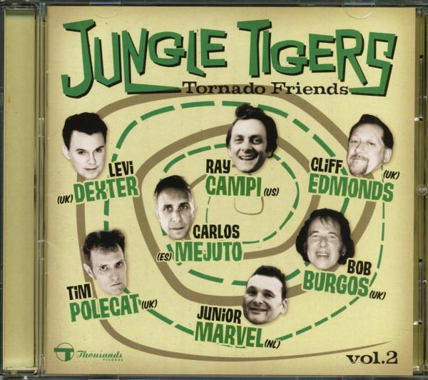 Tornado Friends, Vol.2 (CD)