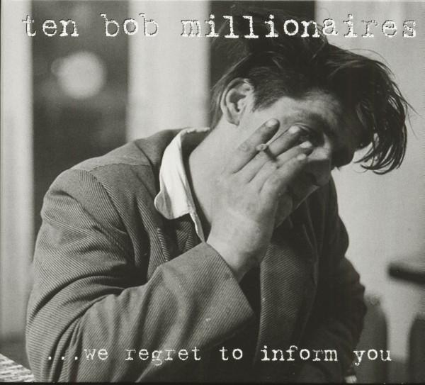 We Regret To Inform You (CD)
