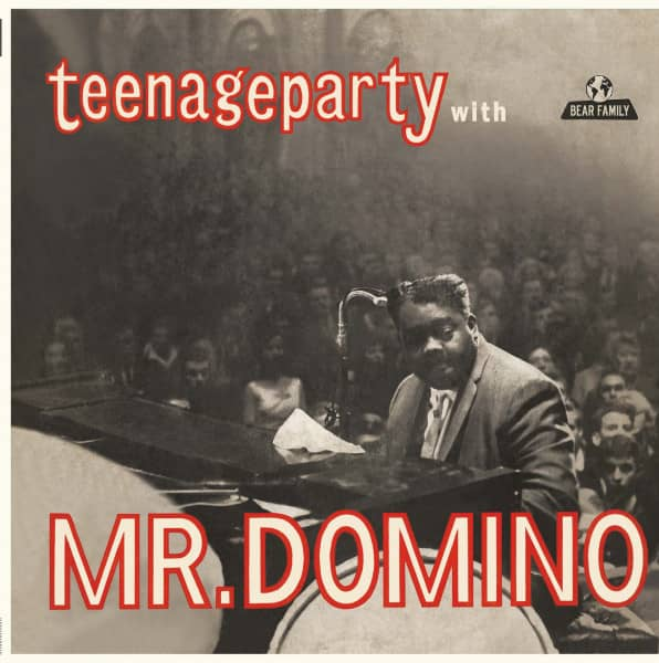 Teenageparty with Mr. Domino (LP, 10inch, Ltd.)