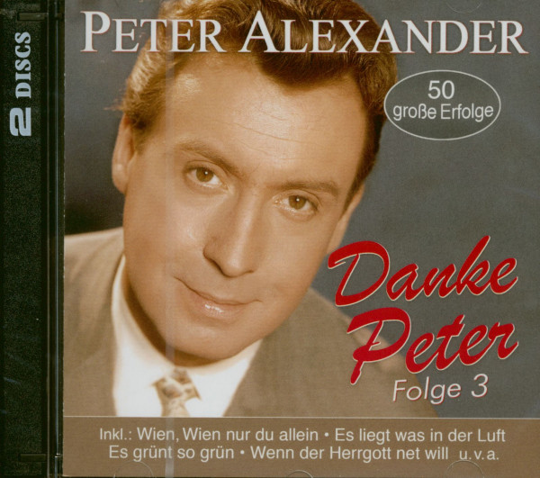 Danke Peter Folge 3 - 50 große Erfolge (2-CD)
