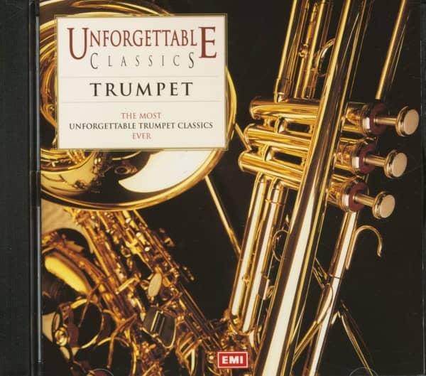 Unforgettable Classics - Trumpet (CD)