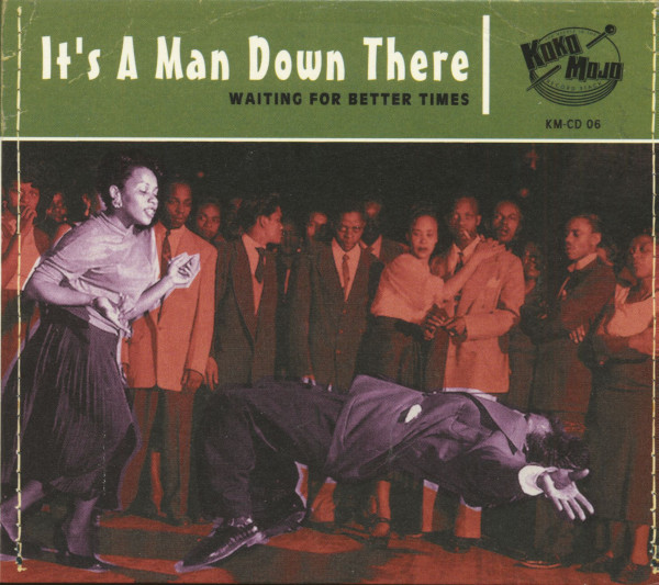 It's A Man Down There (CD)