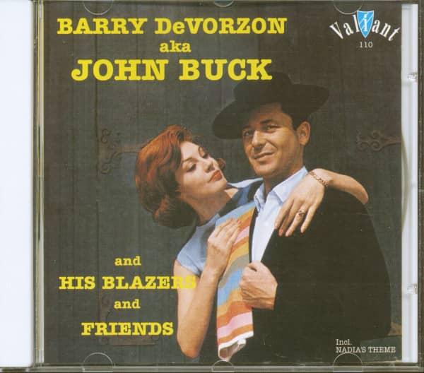 Barry DeVorzon aka John Buck & his Blazers & Friends (CD)