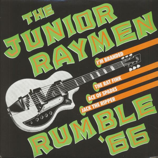 Rumble '66 - 12'Maxi
