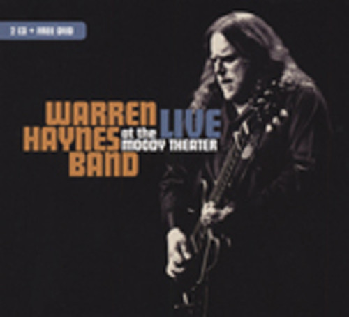 Live At The Moody Theatre (2-CD-DVD)