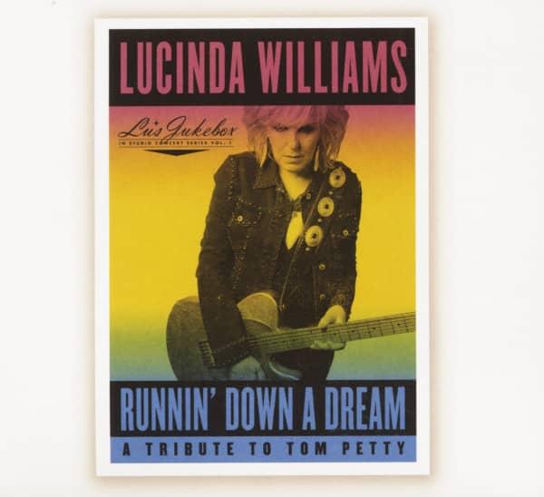 Runnin' Down A Dream - A Tribute To Tom Petty (CD)