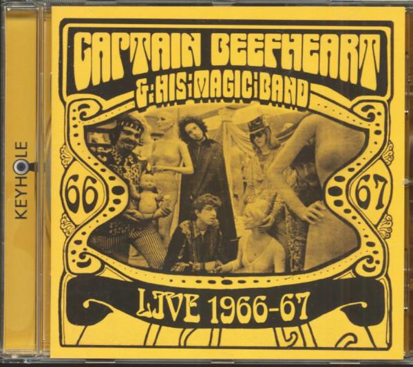 Live 1966-1967 (CD)