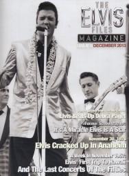 The Elvis Files Magazine #06 - December 2013