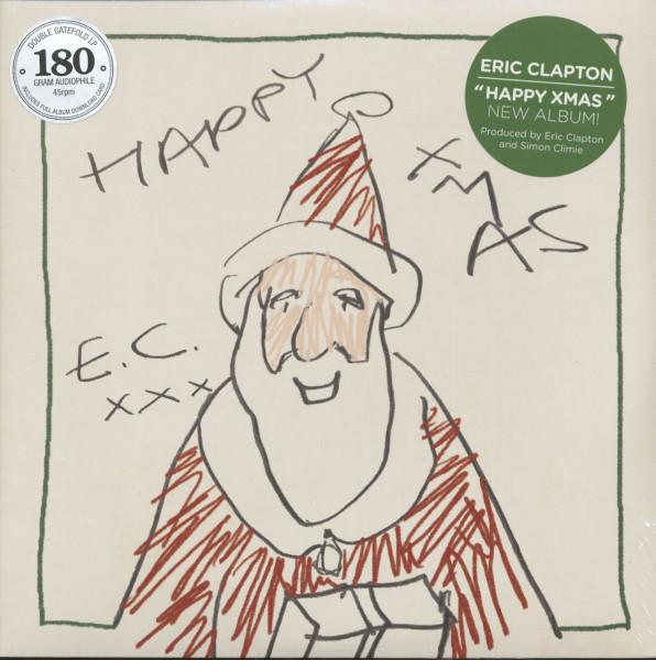 Happy Xmas (2-LP, 180g Vinyl)