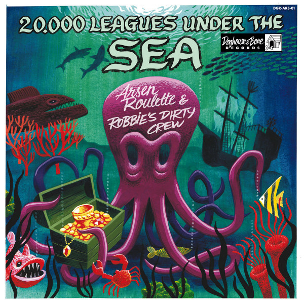 20.000 Leagues Under The Sea (LP, 10inch)