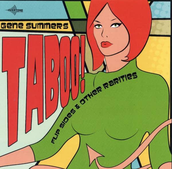 Taboo! - Flip Sides & Rarities