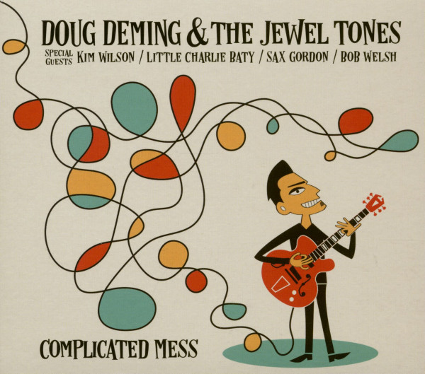 Complicated Mess (CD)
