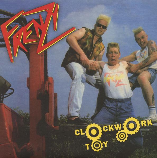 Clockwork Toy (LP, 180g Vinyl)