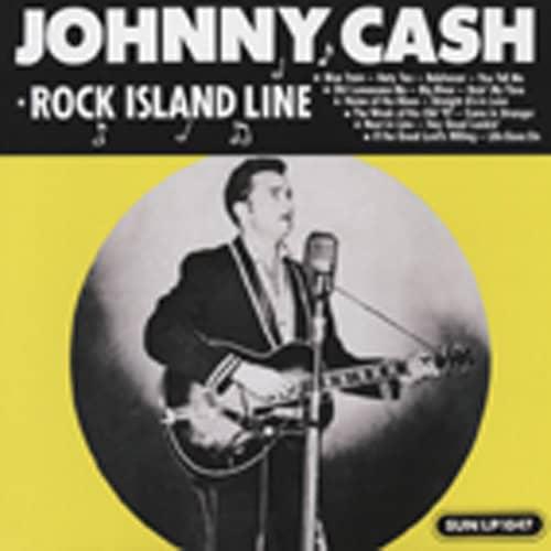 Rock Island Line (LP 1047) - 180g Vinyl