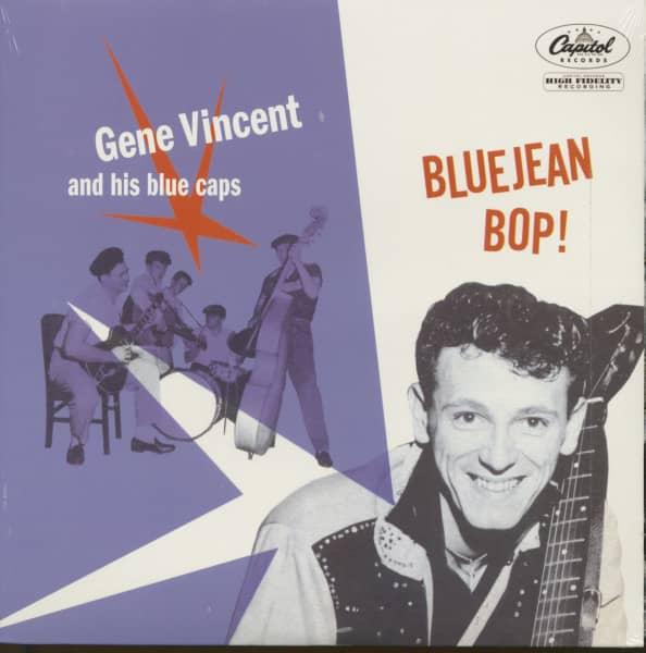 Bluejean Bop (LP)