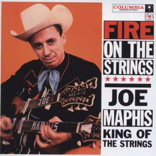 Fire On The Strings (CD)