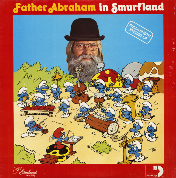 Father Abraham In Smurfland (LP)